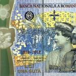 Bancnota-Regele-Ferdinand-Regina-Maria-BNR-1-decembrie-2018-avers